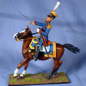 NAP0020 FRENCH MOUNTED ARTILLERY COLONEL