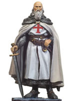 BH0514 JACQUES OF MOLAY TEMPLAR GRAND MASTER
