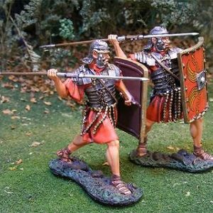 CS00594 ROMAN PILUM THROWERS