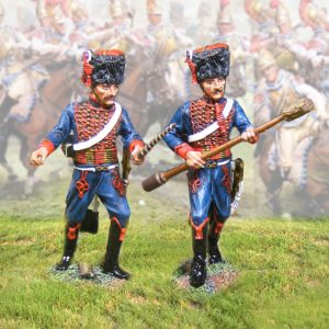 CS00765 FRENCH GUARD IGNITER AND SPONGER