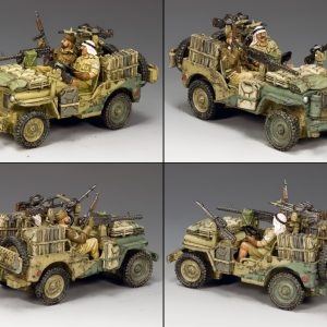 EA115 LRDG ATTACK JEEP