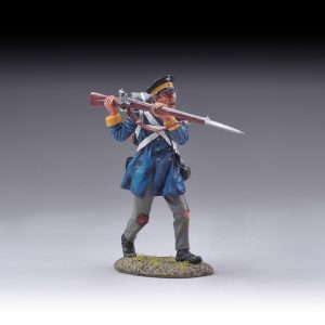 NAP036A RAISED MUSKET SILESIAN
