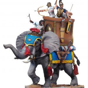 BH0301 CARTHAGINIAN WAR ELEPHANT