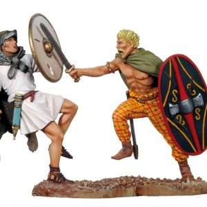 BH0307 ROMAN VELES AND CELTIC WARRIOR
