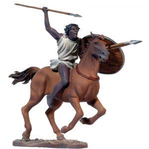 BH0313 NUMIDIAN HORSEMAN