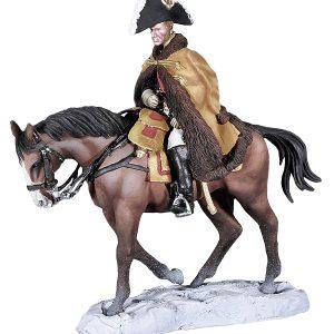 BH1004 NEY ON HORSEBACK