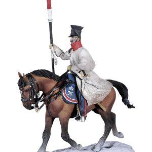 BH1005 POLISH LANCER ON HORSEBACK