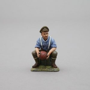 GW064A THE FOOTBALLER: ALBERT 'BEN' BUTLER