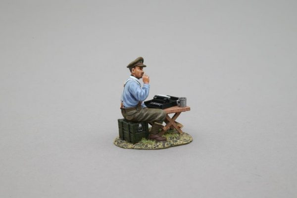 GW065A THE ORDERLY : AN ALLIED CLERK