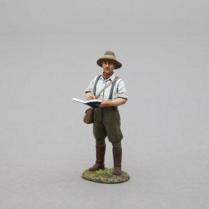 GW066B GEORGE LAMBERT : AUSTRALIAN WAR ARTIST