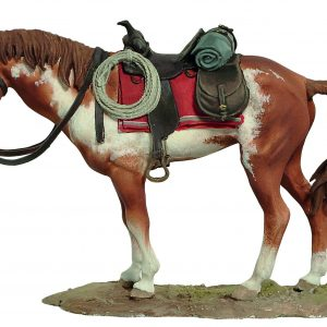 FW0504PT STANDING HORSE (PAINT)