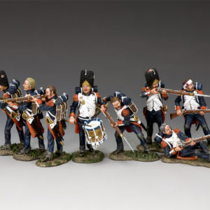 NA-S01 THE  OLD GUARD SET