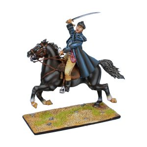 AWI101 US CONTINENTAL 3rd LIGHT DRAGOONS OFFICER