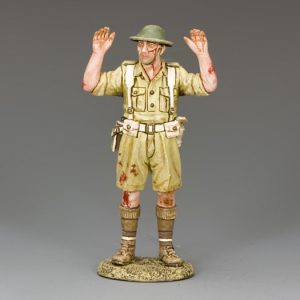 JN039 CAPTURED BRITISH/EMPIRE SOLDIER