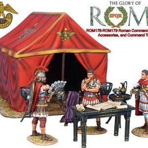 Roman Camp Life