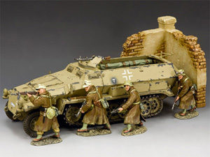 """SGS-AK001 """"ARMOURED ATTACK"""""""