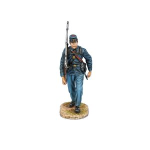 ACW107 UNION INFANTRY PRIVATE #2