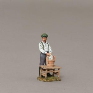 GW071B THE WASHER MAN (GERMAN)