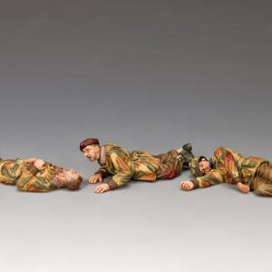 MG075(P) DEAD AND WOUNDED PARAS