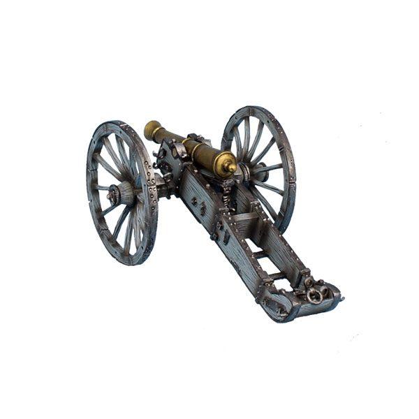 NAP0560 PRUSSIAN 6Ib FIELD GUN
