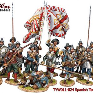 Thirty Year War Spanish Tercio