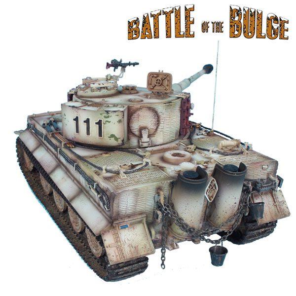 BB006 German Tiger I, 1st Co 301st Heavy Panzer Battalion