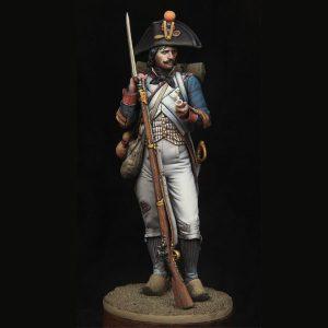 FL7501 Napoleonic French Revolutionary Soldier 1796-1805