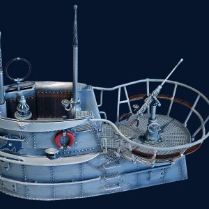 CS00958 U-BOAT CONNING TOWER