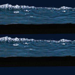 CS00963 U-BOAT WAVE 88mm SECTION 2