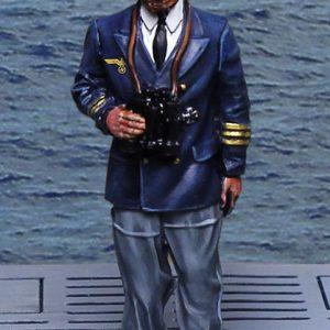 CS00965 U-BOAT CAPTAIN WILLENBROCK