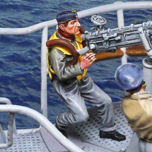 CS00969 U-BOAT 20mm GUNNER