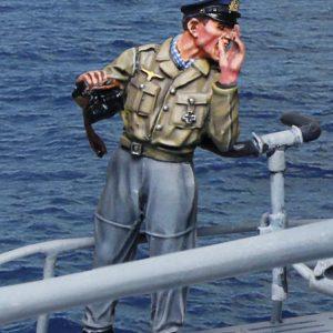 CS00971 U-BOAT 88mm FELDWEBEL