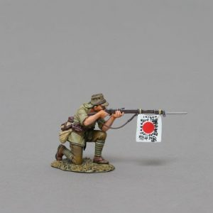 RS016C KNEELING JAPANESE RIFLEMAN