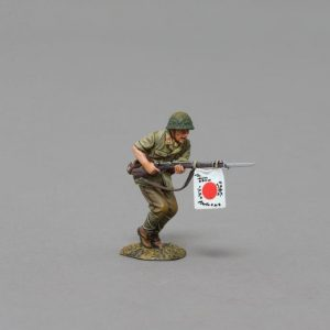 RS019C CHARGING JAPANESE RIFLEMAN