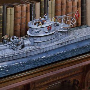 U-96 U-BOAT COMPLETE