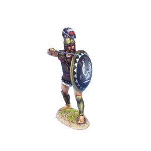 AG061 GREEK HOPLITE READY WITH SWORD