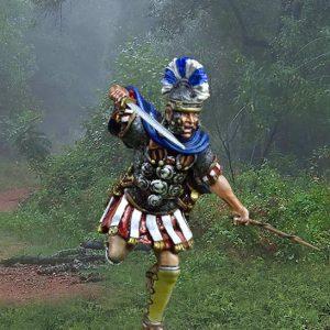 CS00921 - Roman Pillum Thrower