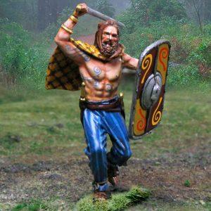 CS00955 - Barbarian Attacking