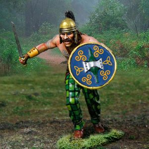 CS00956 - Barbarian Thrusting