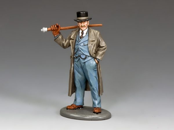WoD031 Dr. John Watson
