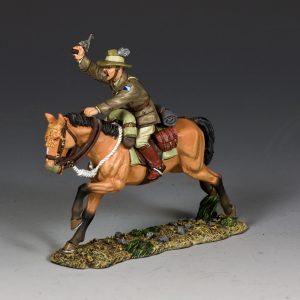 AL094 AUSTRALIAN LIGHT HORSE OFFICER W/PISTOL