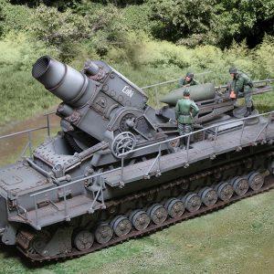 CS00990S LOKI RAILWAY GUN