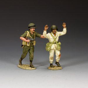 IDF011 PRISONER & ESCORT