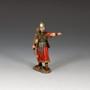ROM026 ARCHER OFFICER (SHOUTING ORDERS)