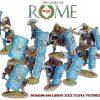 ROM188 IMPERIAL ROMAN LEGIO XXX LEGIONARY WITH GLADIUS