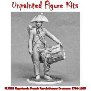 75mm Metal Figure Kits