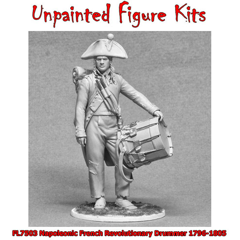75mm Metal Figure Kits