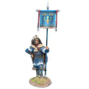 ROM197 IMPERIAL ROMAN LEGIO XXX VEXILLIFER