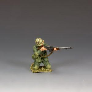 USMC028 KNEELING B.A.R GUNNER