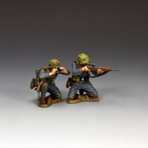 WH082 THE SNIPER TEAM (2FIGS)